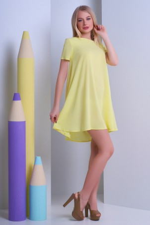 SheShine: Платье 335-YEL - главное фото