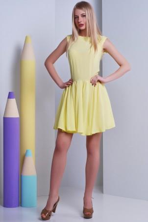 SheShine: Платье 328-YEL - главное фото