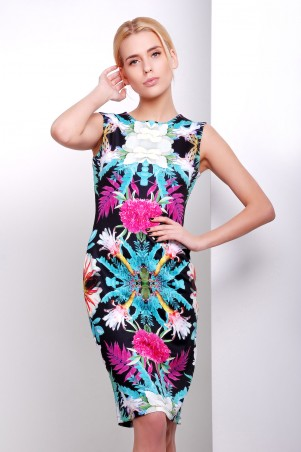 Glem: Платье Тропики  Калея-1 б/р - главное фото