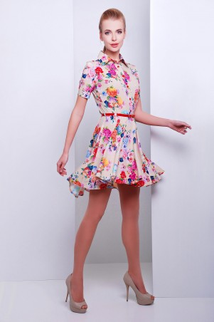 Glem: Платье Розмари к/р - главное фото