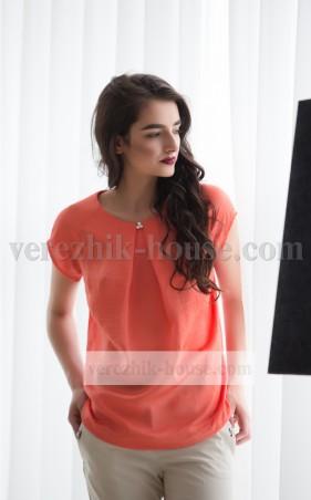 Verezhik House: Блуза 709 - главное фото