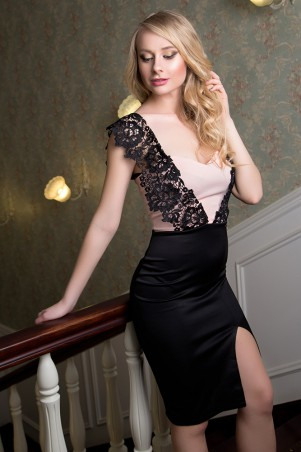 SheShine: Платье 462-PIN - главное фото