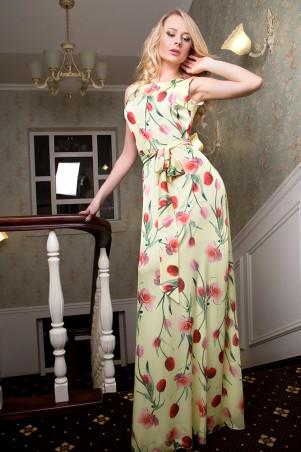SheShine: Платье 465-YEL - главное фото