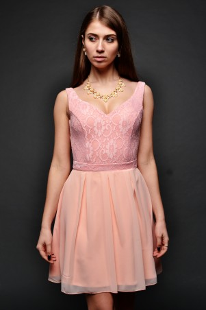 """TessDress: Нарядное женское платье """"Ася"""" 1277 - главное фото"""