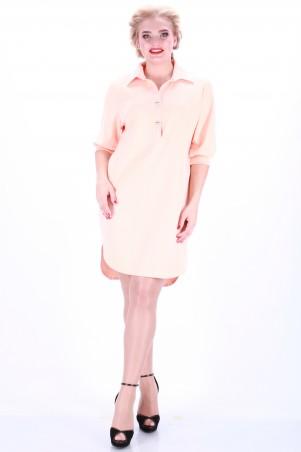Alpama: Платье Персик SO-10951-PCH - главное фото