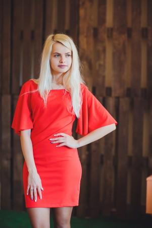BIBI-Brand: Платье Венди Красный - главное фото