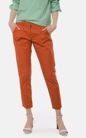 MR520 Women: Брюки чинос MR 203 2115 0216 Burnt Orange - главное фото
