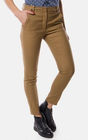 MR520 Women: Зауженные брюки MR 203 2113 0216 Sepia - главное фото