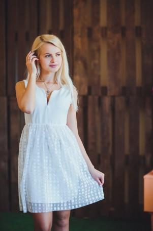 BIBI-Brand: Платье Рафаель Белый - главное фото