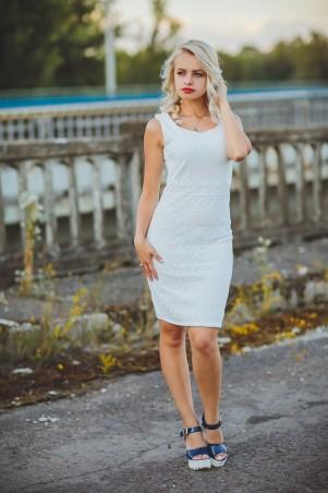 BIBI-Brand: Платье Амуаж Белый - главное фото
