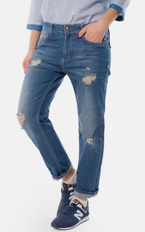 MR520 Women: Рваные джинсы MR 227 2196 0216 Iren - главное фото