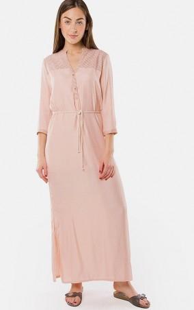 MR520 Women: Платье - макси MR 229 2135 0216 Peach - главное фото