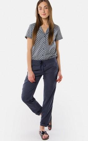 MR520 Women: Комбинезон с брюками MR 231 2127 0216 Navy - главное фото