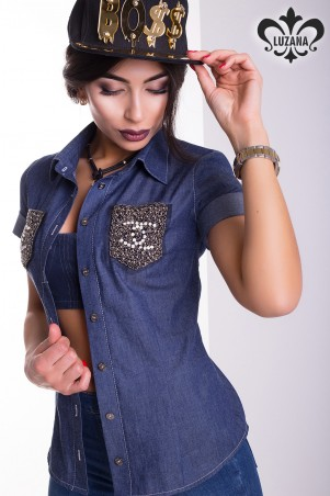 Luzana: Рубашка Джина - главное фото