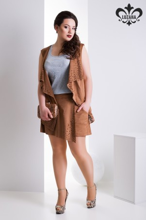 Luzana: Юбка-шорты Керри - главное фото