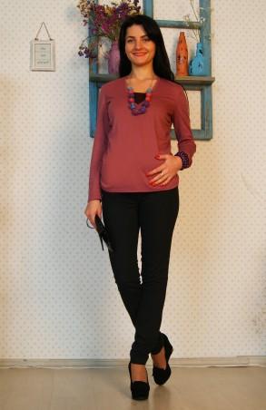 Nowa Ty: Блуза Аметист 15020303 - главное фото