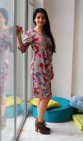 Nowa Ty: Платье Букет 15020103 - главное фото