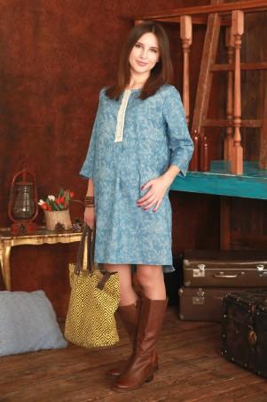 Nowa Ty: Платье Джинсовый прованс 15020106 - главное фото