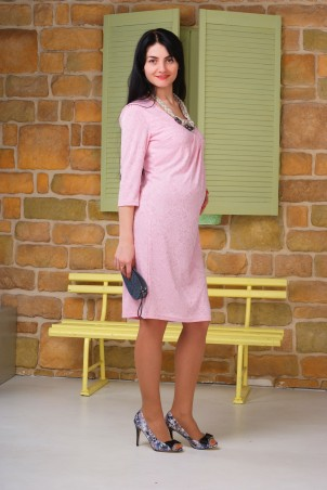 Nowa Ty: Платье В розовом свете 16010103 - главное фото