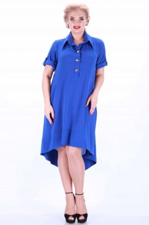 Alpama: Платье электрик SO-13038-ELB SO-13038-ELB - главное фото