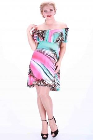 Alpama: Сарафан розовый SO-13040-SCR SO-13040-SCR - главное фото