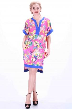 Alpama: Платье малина SO-13041-PNK SO-13041-PNK - главное фото