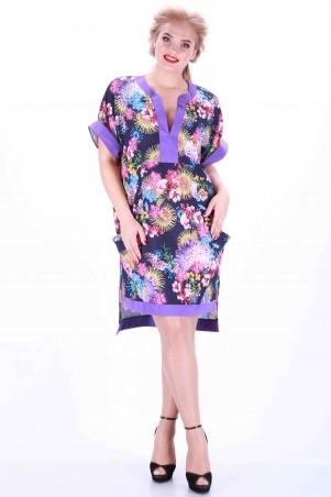 Alpama: Платье SO-13041-LIL SO-13041-LIL - главное фото