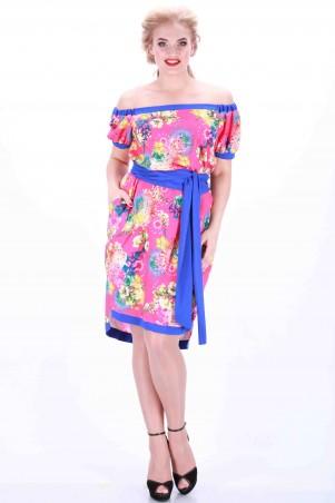 Alpama: Платье малина SO-13034-PNK SO-13034-PNK - главное фото