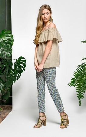 MR520 Women: Укороченные брюки MR 203 2116 0216 Twist - главное фото