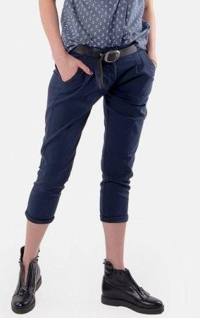 MR520: Укороченные брюки MR 203 2118 0216 Dark Blue - главное фото
