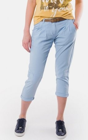 MR520: Укороченные брюки MR 203 2118 0216 Sky Blue - главное фото