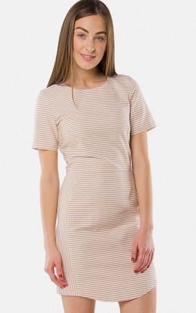 MR520 Women: Платье MR 229 2136 0216 Beige - главное фото