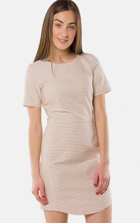 MR520 Women: Платье - мини MR 229 2136 0216 Beige - главное фото