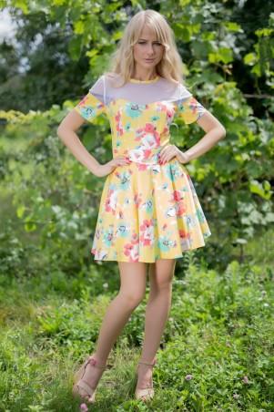 SheShine: Платье Бостон-4-YEL - главное фото