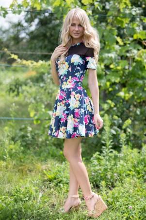 SheShine: Платье Бостон-4-BLU - главное фото