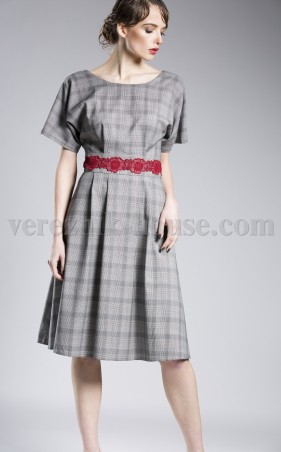 Verezhik House: Платье 589 - главное фото