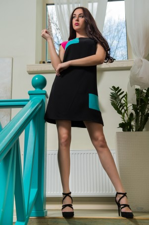 First Land Fashion: Платье Black - главное фото