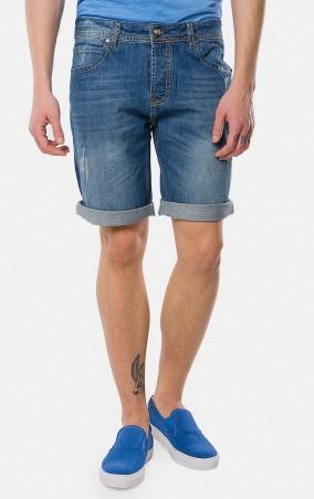 MR520 Men: Джинсовые шорты MR 130 1086 0216 Blue Sky - главное фото