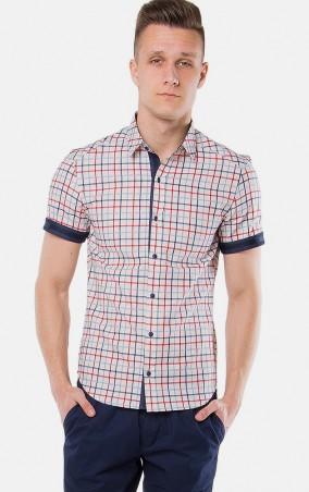 MR520 Men: Рубашка MR 123 1096 0216 Blue - главное фото