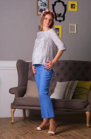 Nowa Ty: Блуза Цветочная свежесть 16010302 - главное фото