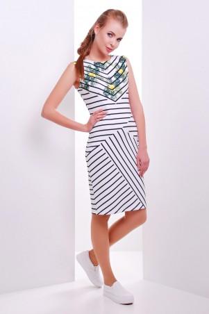 Glem: Платье Полоска  Калея-1 б/р - главное фото