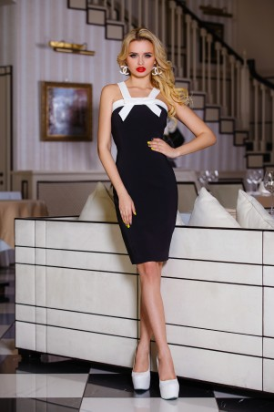 Jadone Fashion: Платье Нори М-1 - главное фото