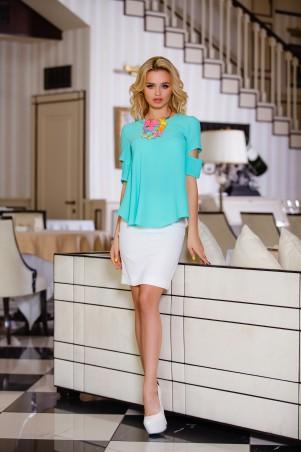 Jadone Fashion: Блуза Калипсо М-4 - главное фото