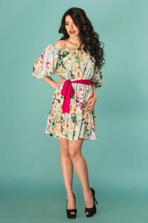 JS: Платье Крестьянка 339 - главное фото