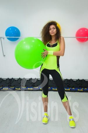Vision FS: Капри для фитнеса «Time» 16911 - главное фото