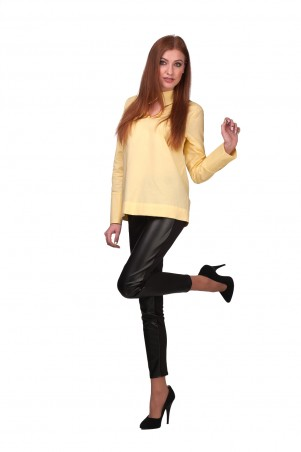 Lilo: Желтая рубашка с пуговицами сзади 01934 - главное фото