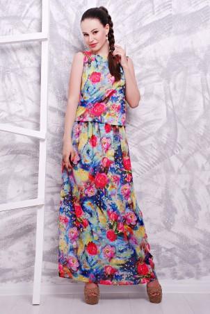 MarSe: Платье 1603 роза - главное фото