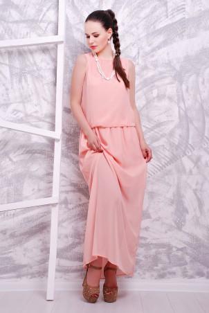 MarSe: Платье 1602 персик - главное фото