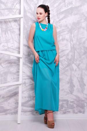 MarSe: Платье 1602 лазурь - главное фото
