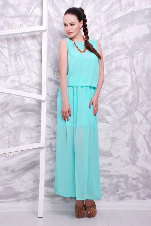 MarSe: Платье 1602 мята - главное фото